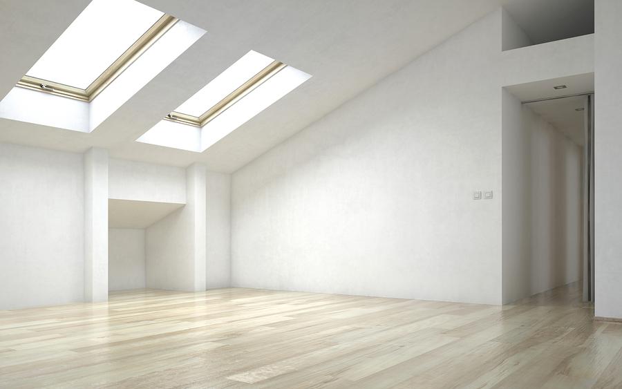 Flat Glass Roof Light